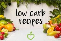 low carb recipes / diet & nutrition
