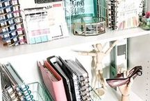 productivity + organization tips ✻ / how to get organized and be more productive in college