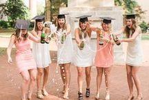 graduation photoshoot ♛ / Pretty ideas for a graduation photoshoot
