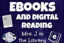 eBooks and Digital Reading / Information and resources about ebooks, accessibility tools for readers with special needs, reading and e-book apps, and digital reading