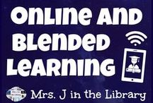 Online and Blended Learning / Online and blended (part online, part in-class) teaching resources for creating and managing online courses or curriculum.  Librarians will find resources and links for embedding library services in online courses to teach information literacy and fluency.