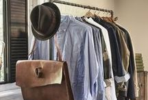 Garde-robe / Style, WISHLIST, Clothes, menswear. Cool stuff. How to dress / by Monsieur Whisky
