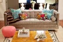 Living Spaces / by Annie