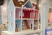 Dollhouse / by Dottie Driver