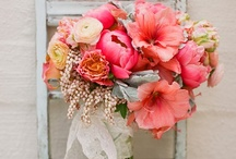 wedding flowers / by agent diamond