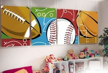 Kids Wall Art / by Quilts Just 4 Kids