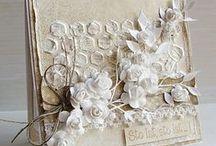 Crafty Handmade Cards / by Nathalie Brunet-Deschamps