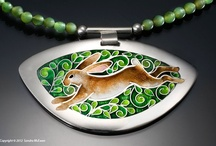Enamel Jewelry / by Lennie Poitras