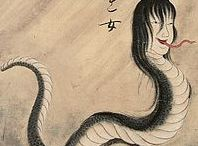 Japanese Demons, Monsters, and Ghosts