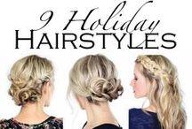 Hair Styles & Nails