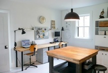 Studio Space / studio, creative space, office, work space