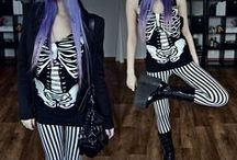 My Style: Edgy n Comfy /    / by Jennifer M🎃💀🎀