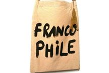 Francophile / Noun: A person who is fond of or greatly admires France or the French. / by Alicia Woodside