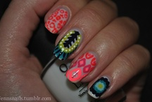{ nails } / by Jessica Leigh