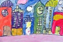 art projects  / by Barbara Zach