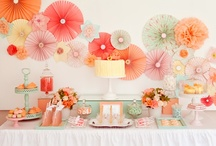 Sweet Dessert table / Dessert table for parties, weddings, dinner parties, birthday parties!
