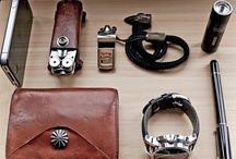 Jouet / accessories, gadgets and work tools.  / by Monsieur Whisky