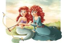 Disney Obsession / Kinda still a kid at heart. / by Sarah Elaine