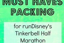 runDisney / While my husband-is deployed, I am doing two run Disney half marathons ! I LOVE running Disney, and runDisney races are the only ones that can get me going the distance!