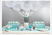 Tiffany Blue Wedding Ideas / by BridalResources.com ♥