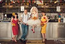Casamento Rockabilly - Kamys