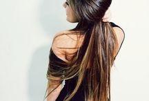 Long Hair Don't Care / Cute hair inspirations.