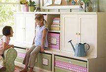 Play Room & Child's Room Ideas