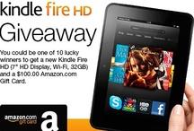 Kindle Give Away