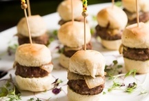 Hors D'oeuvres & Small Bites / A selection of Hors d'Oeuvres to satisfy any palate.