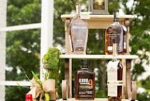 Theme Party: Beer, Bourbon, & BBQ / Perfect for a birthday celebration or just a tasting party for fine whiskey & bourbon!