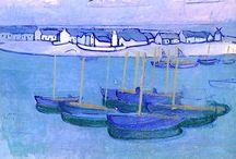 Gino Rossi 1884-1947 / Espressionismo italiano Ca' Pesaro - Venezia