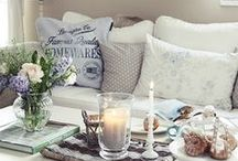 Home&Living / What I like & ideas for my own home.