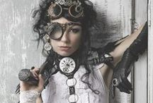 Keep calm and love steampunk / by Enni Her