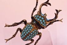 Jewelry: Fauna / Animals, insects and the like! / by Patty Smith