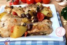 Ricette salate in italiano / by Susannatuttapanna