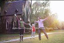 {families} Family Portrait Sessions