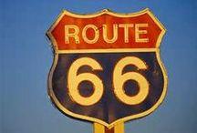 Route 66 / by TrekAmerica