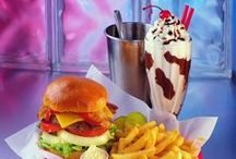 Burger & Shakes / American style burgers and shakes. / by TrekAmerica