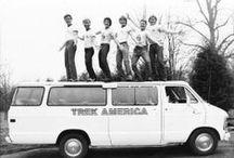 Vintage TrekAmerica / Original Adventures since 1972 / by TrekAmerica
