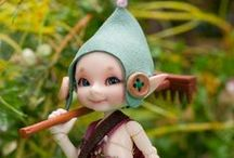 Elves Are Too! / If trolls are real it is only plausible that elves are too...
