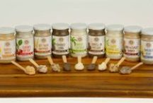 Our Products / My Coconut Kitchen crafts a variety of coconut spreads with your health (and taste buds!) in mind. Check out our line of coconut butter spreads at our website www.MyCoconutKitchen.com