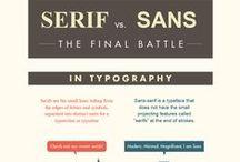Infographics / The wonderful world of infographics.