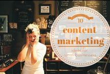 Content Marketing / Delving into what content marketing is and providing tips and helpful resources to boost your content marketing strategy.