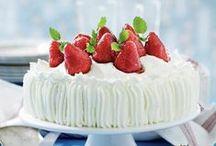 Dejlige opskrifter med jordbær