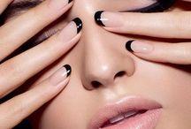 ~ Esthetique ~ / Maquillage + hair + nails