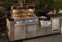 ~ Barbecue & cuisine extérieur! ~ / Inspiration pour maison!
