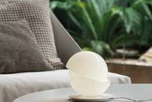 Table lamps / #design #table #home #decor #interior #living #lamps #axolight #light #lighting