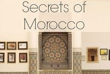 Secrets of Morocco / The Secrets of Morocco will enchant you! Nature, architecture, people and food!  http://buff.ly/1IDO3m1