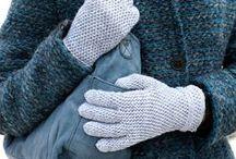 Dejlig lune vanter og handsker