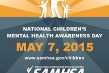 Children's Mental Health Awareness / Mental Health Champions